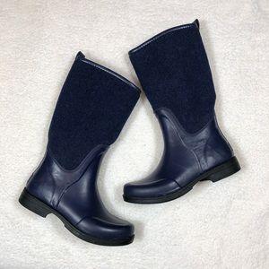 UGG Blue Winter/Rain Boots